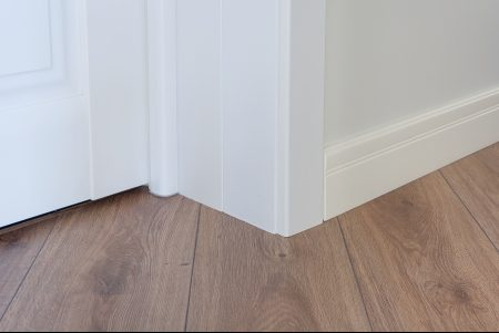 Baseboards: Paint or Stain?