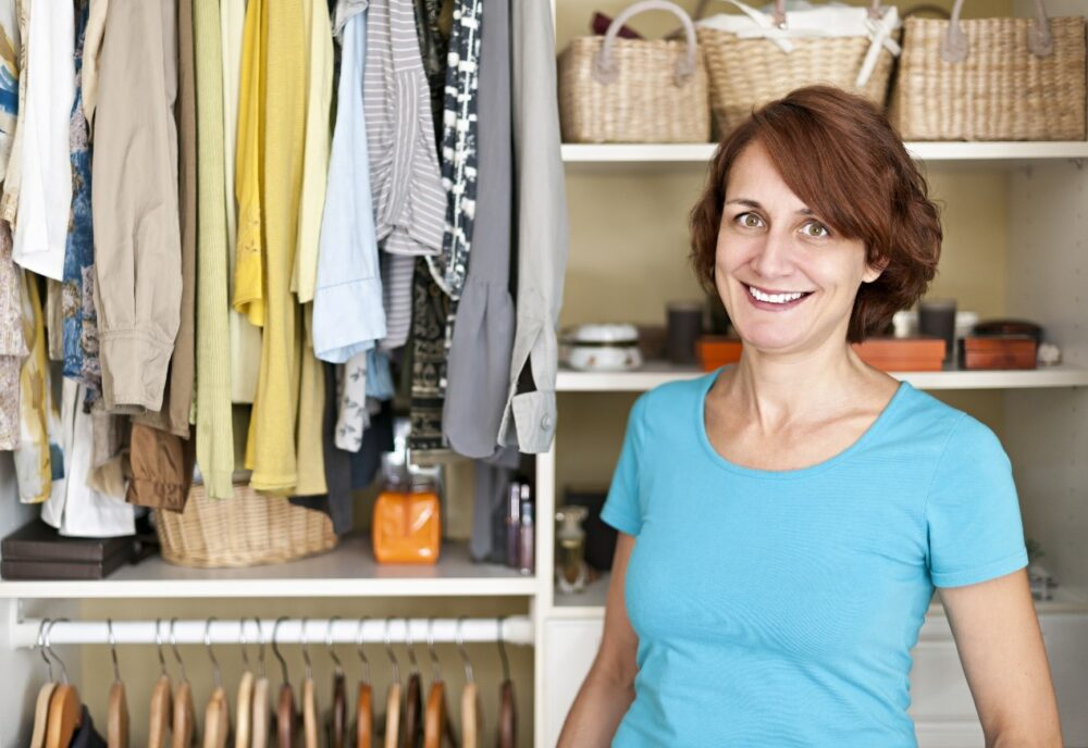Professional Organizer Hacks – 3 Steps to an Organized Closet