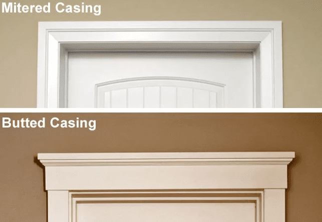 door casing samples