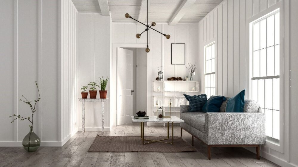 Ideas for Replacing or Updating Wood Paneling