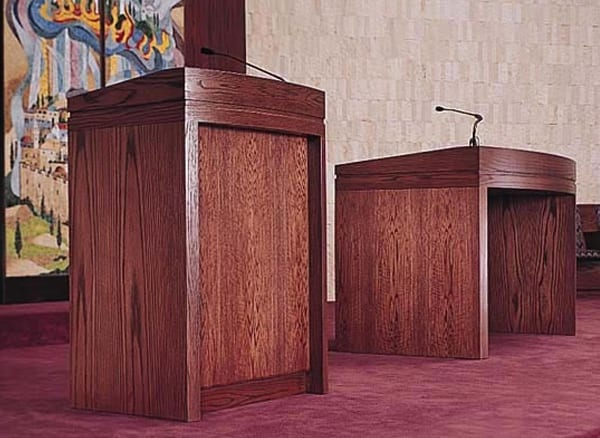 Bimah Furniture