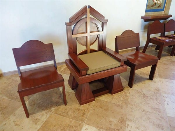 Presider and Side Chairs