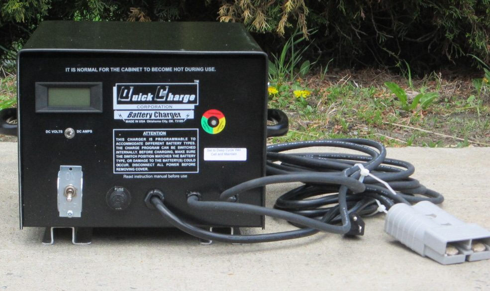 Quick Charge QP3640