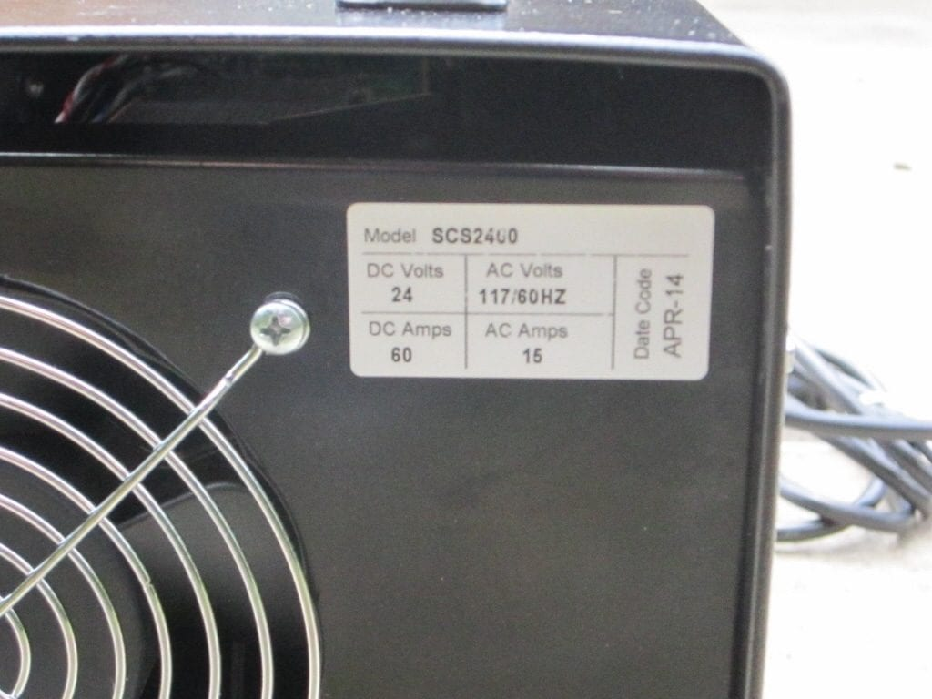 Quick Charge SCS2460