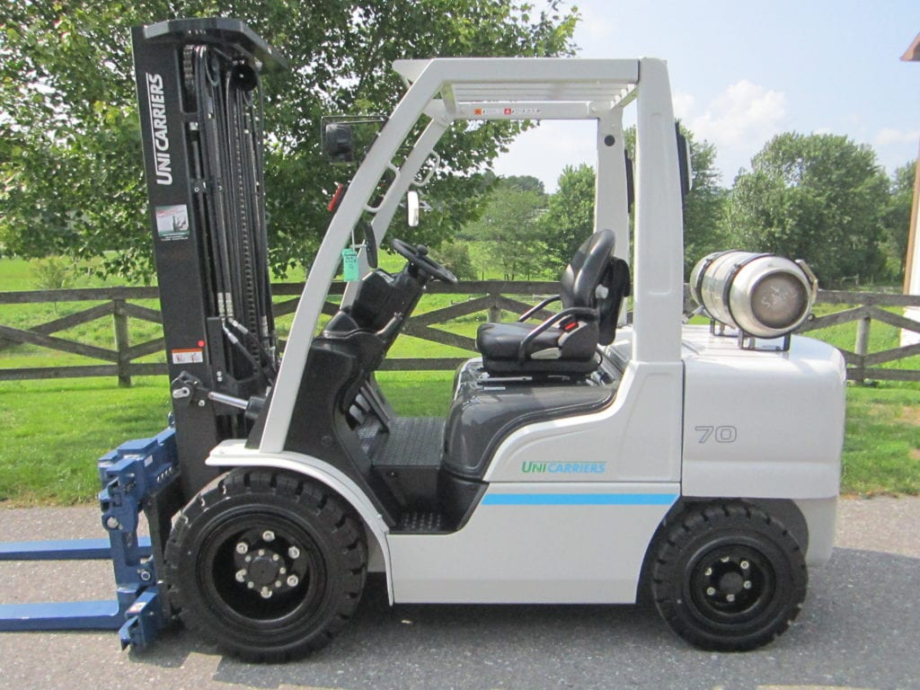 UniCarriers PF70LP Photo