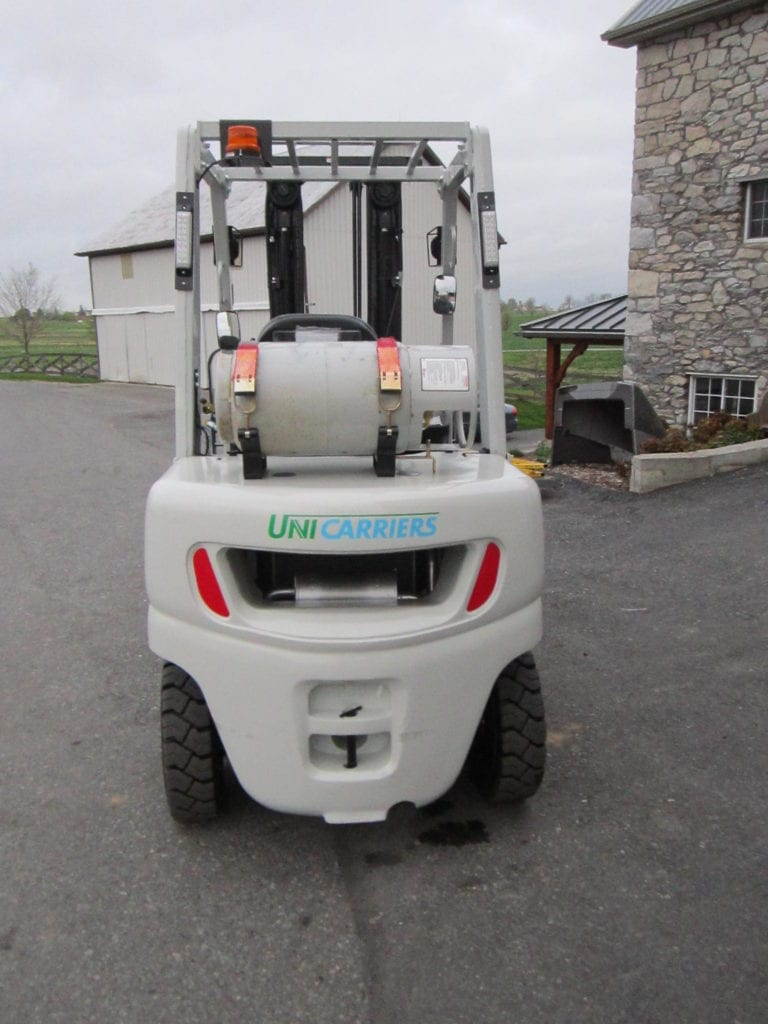 UniCarriers PF60LP Photo