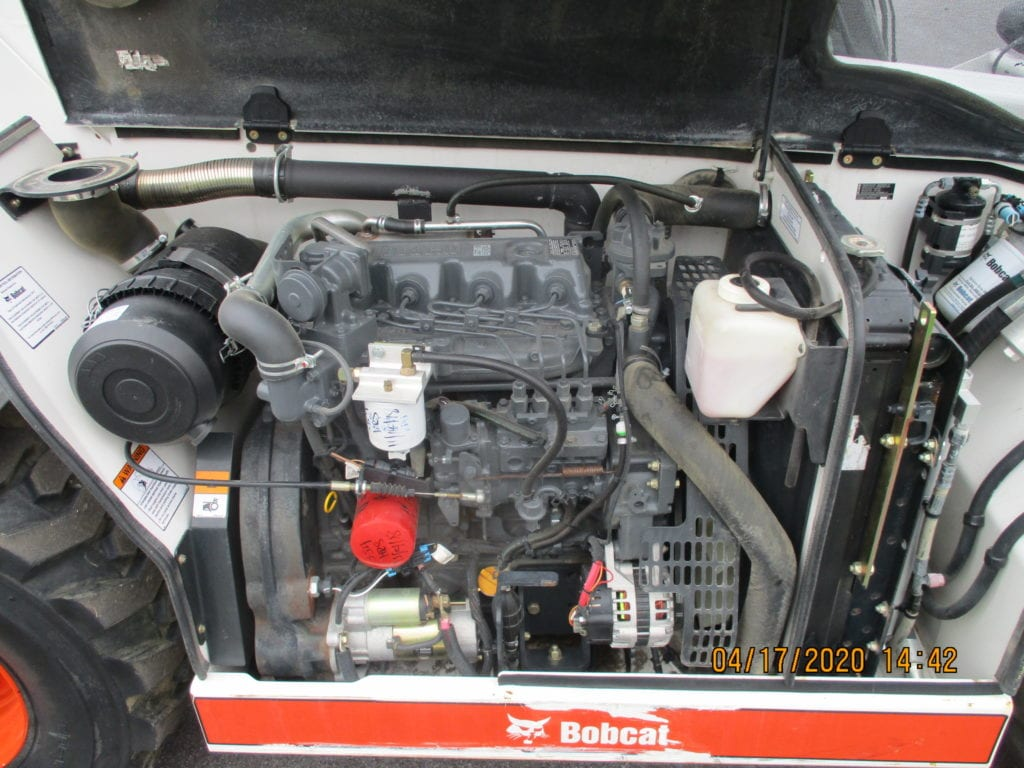 bobcat engine
