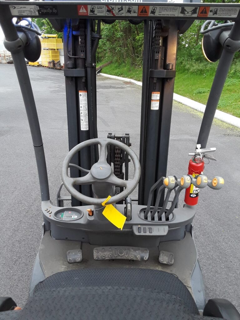Crown Forklift Cushion