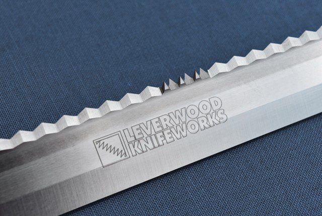 Flow Wrapping Blade