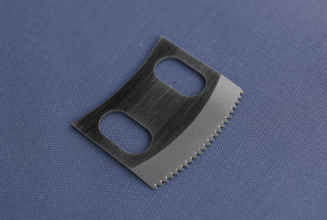 Perforated Blade