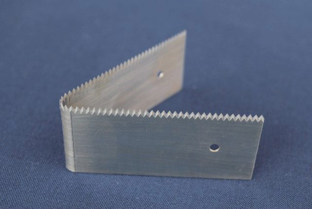 Tray and Cup Sealing Knive