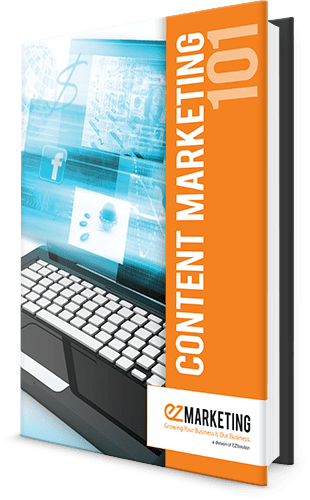 Content Marketing 101 book