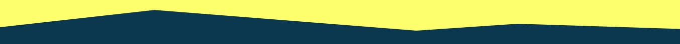 yellow and blue divider