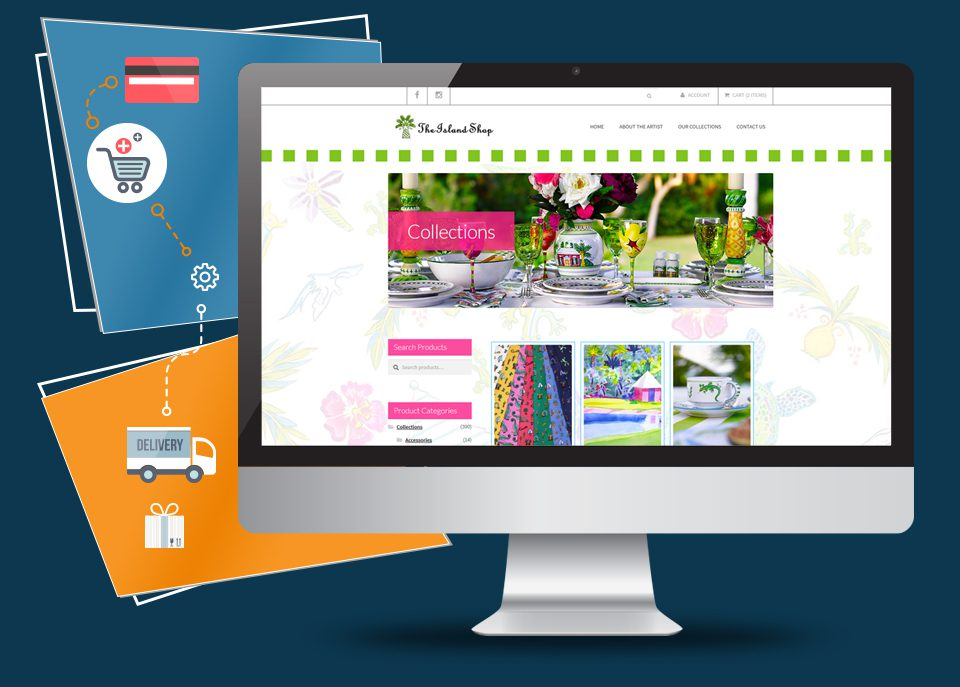 Eccomerce website design agency