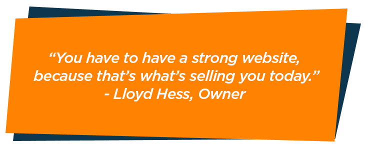 lloyd hess quote