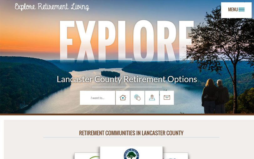Example of Explore Retirement Living