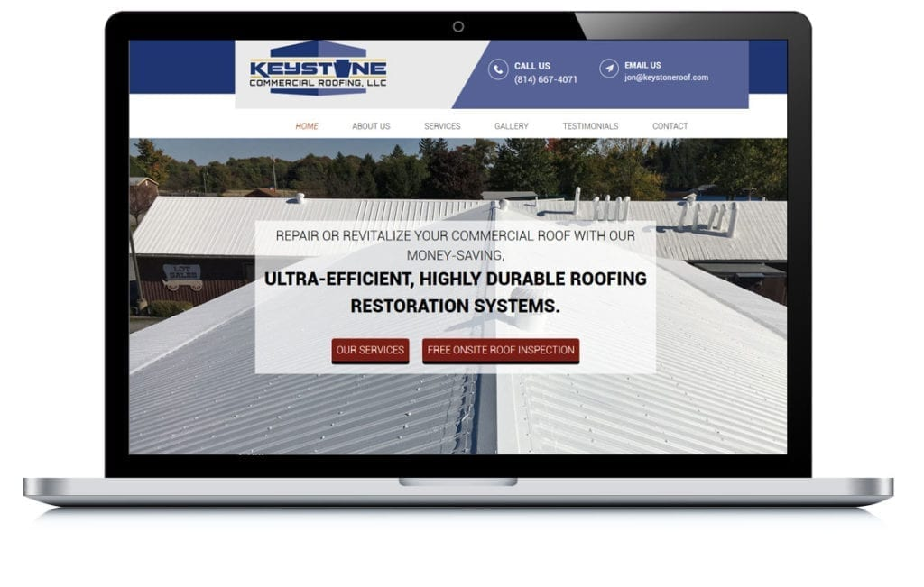 Example of Keystone Commercial Roofing