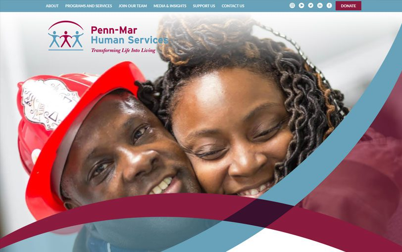 Example of Penn-Mar Human Services