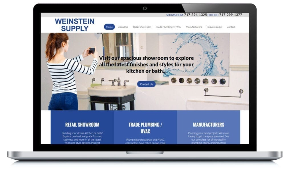 Example of Weinstein Supply