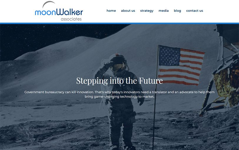 Example of moonWalker Associates