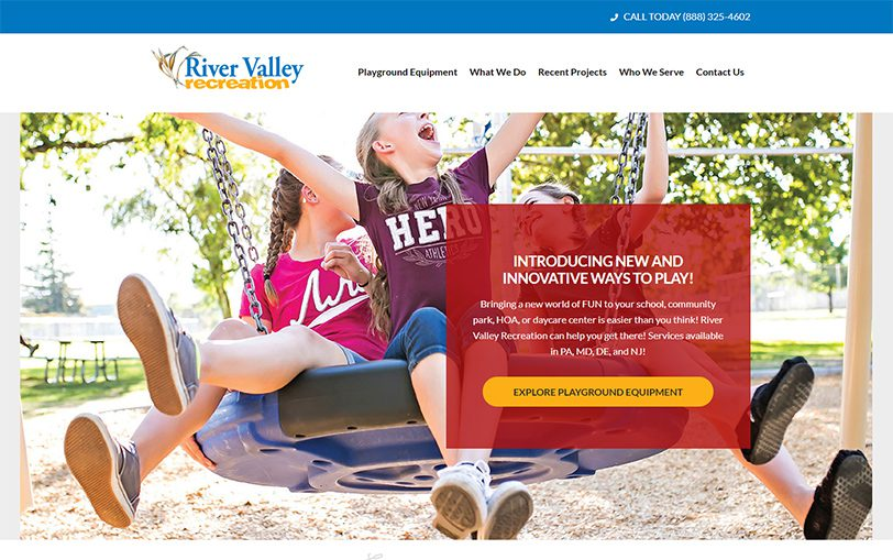 Example of River Valley Recreation