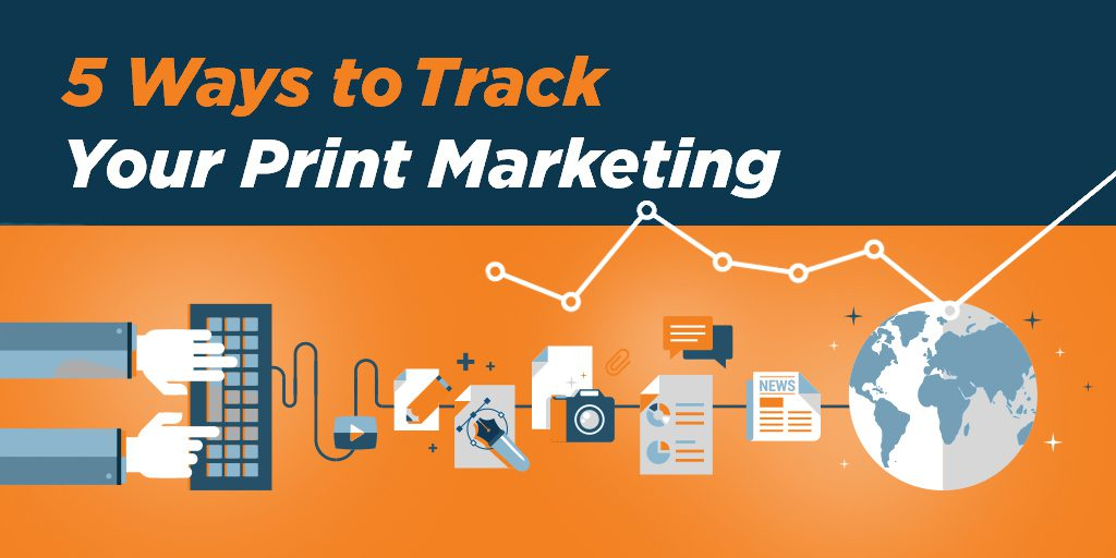 5 ways to track your print marketing banner graphic
