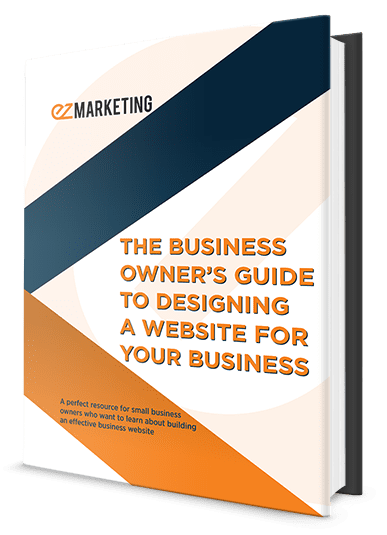 Business Owner's Guide to Designing a Website book
