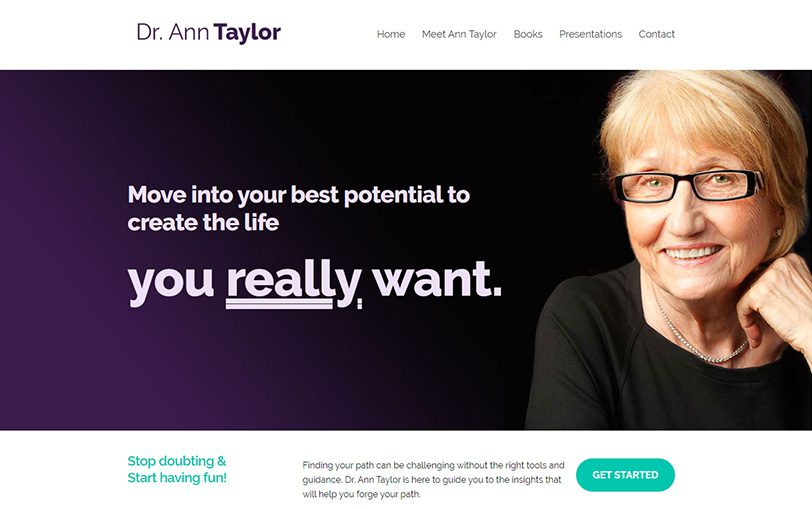 Example of Dr. Ann Taylor