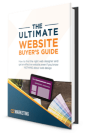 Book Cover of Ultimate Website Buyer's Guide