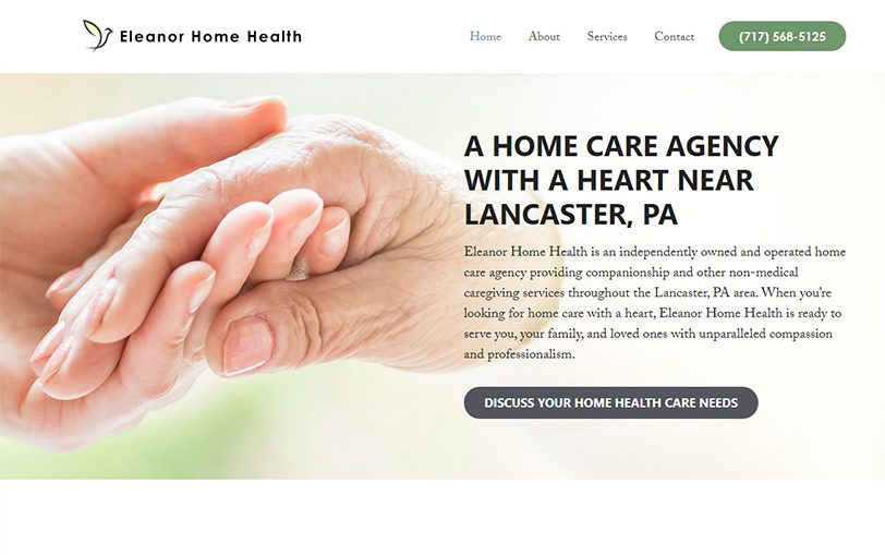 Example of Eleanor Home Health Agency
