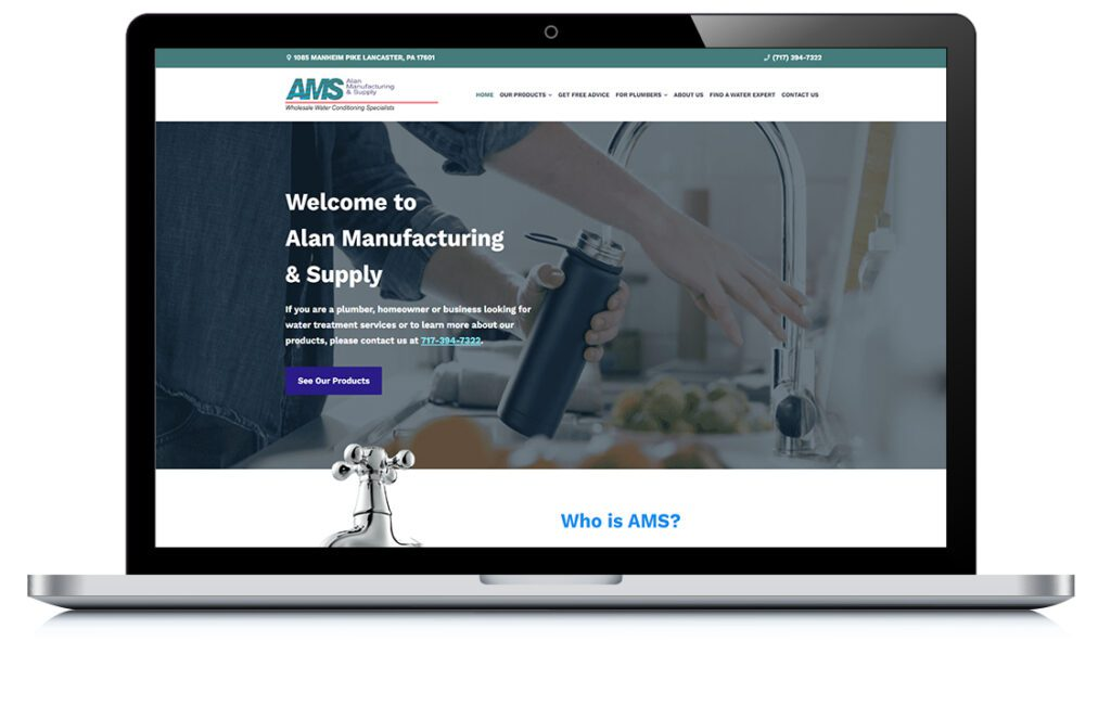 Example of Alan Manufacturing & Supply (AMS)