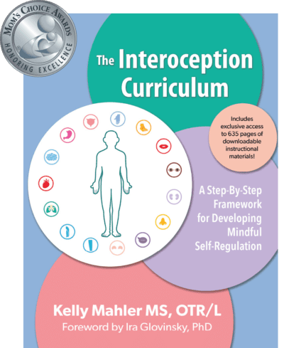 The Interoception Curriculum Front Cover