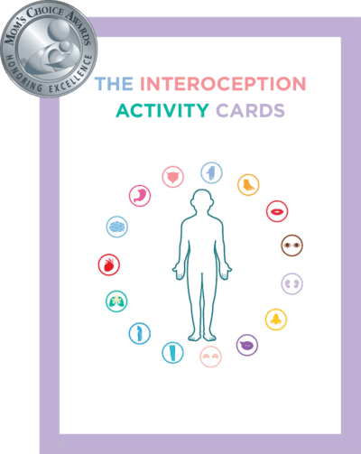 The Interoception Activity Cards Picture