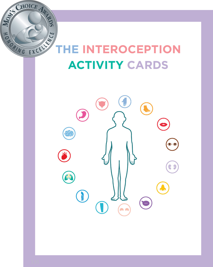 The Interoception Activity Cards