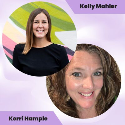kelly mahler and kerri hample