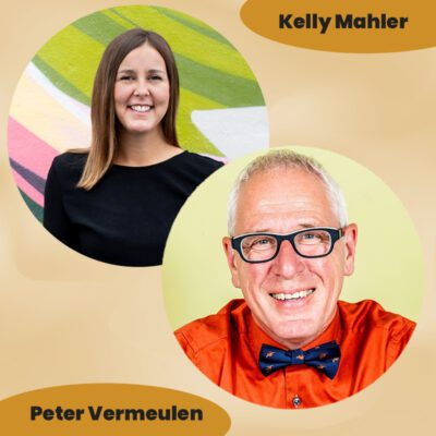 Kelly and Peter Live Webinar