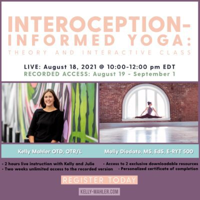 Interoception-Informed Yoga: Theory And Interactive Class