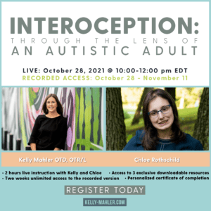 Interoception Through the Lens of an Autistic Adult