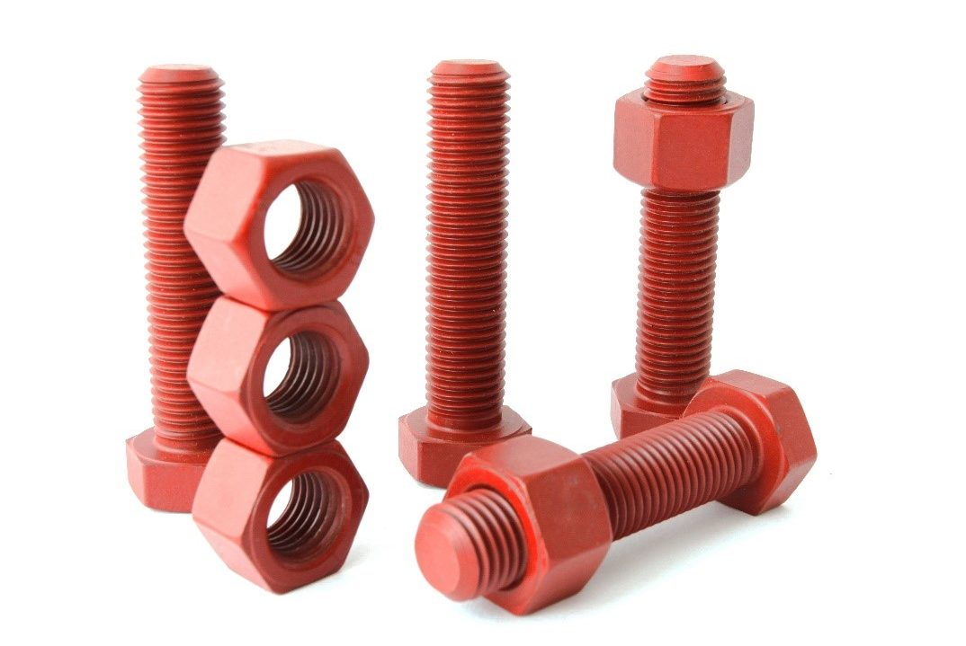 Xylan Coated Bolts