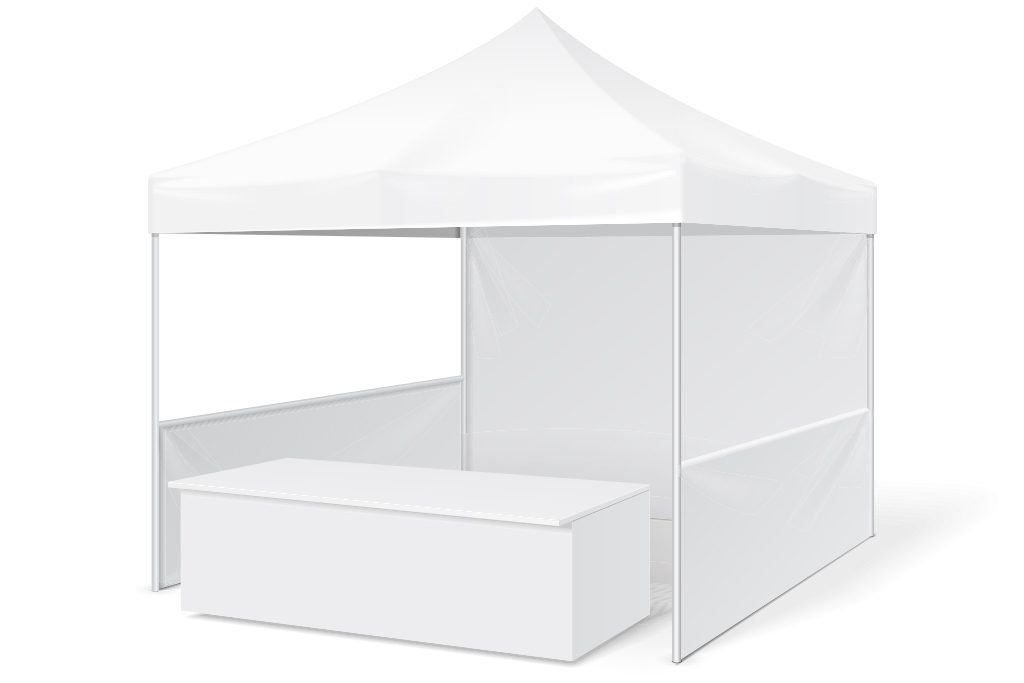 Promotional Outdoor Event Trade Show Pop-Up Tent Mobile Marquee