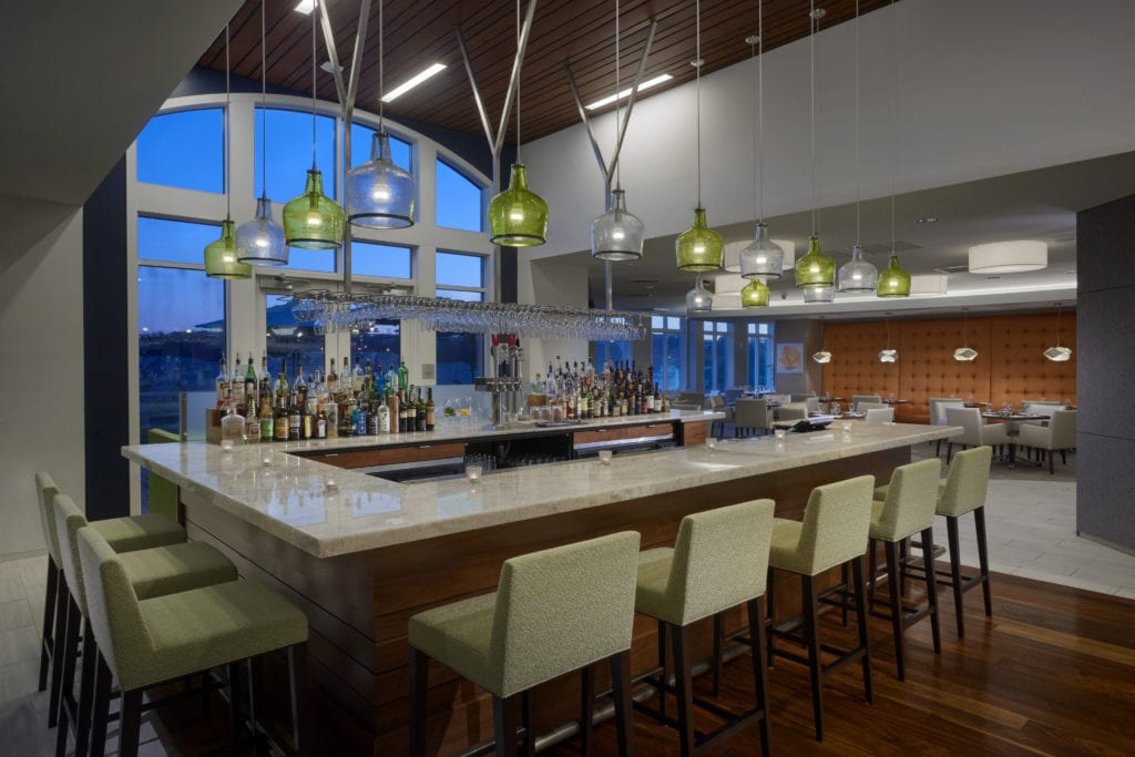 Local bar at Willow Valley Retirement