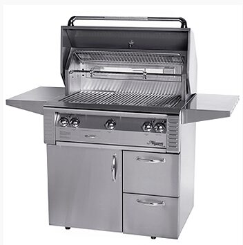 outdoor stainless grill