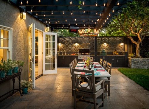 Outdoor Kitchen Ideas Lanchester Grill Hearth
