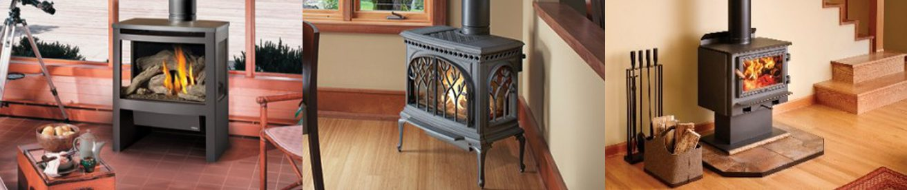 different types of stoves for heating