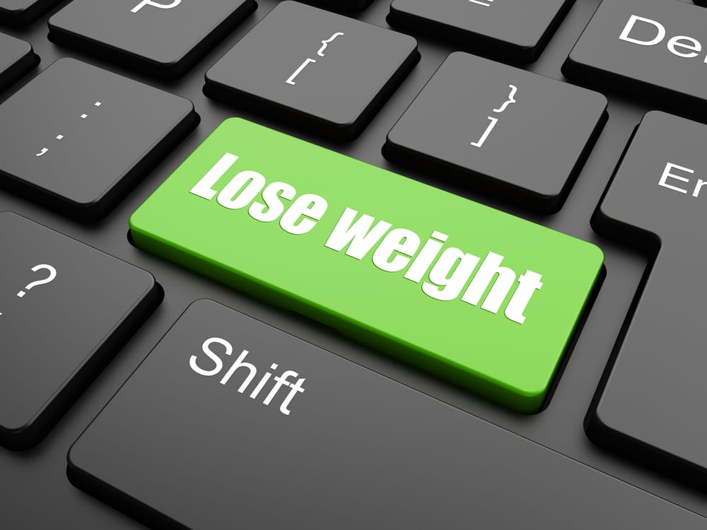 lose weight shift button
