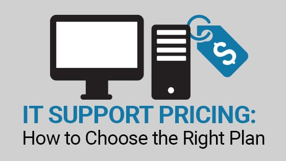 Pricing Models for IT Support