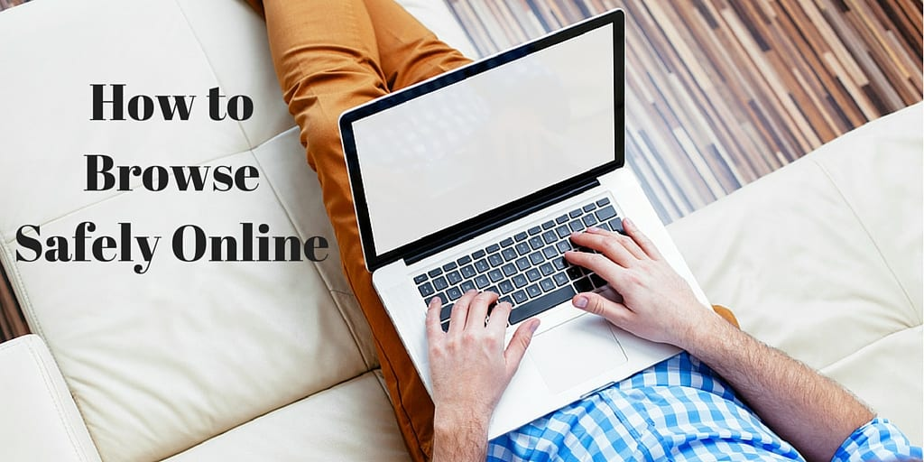 how to browse safely online