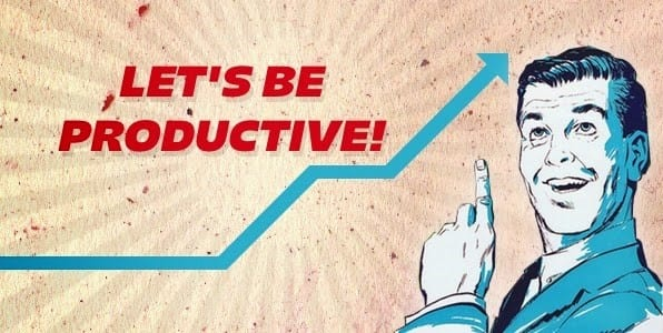 lets be productive