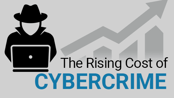 The rising cost of cyber crime