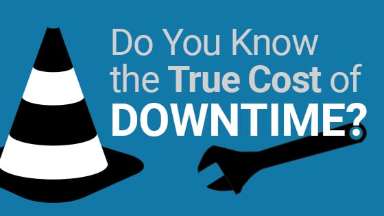 Do you know the true cost of downtime?